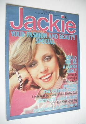 <!--1977-04-23-->Jackie magazine - 23 April 1977 (Issue 694)