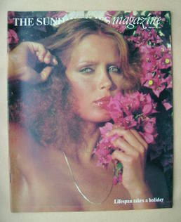 <!--1977-01-16-->The Sunday Times magazine - Lifespan Takes A Holiday cover
