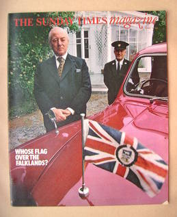 <!--1978-08-13-->The Sunday Times magazine - Whose Flag Over The Falklands?