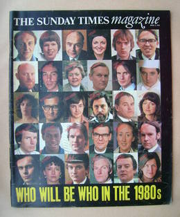 <!--1978-04-02-->The Sunday Times magazine - Who Will Be Who In The 1980s c