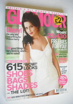 Glamour magazine - Cheryl Cole cover (May 2011)