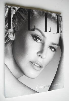 <!--2013-01-->British Elle magazine - January 2013 - Kylie Minogue cover (S