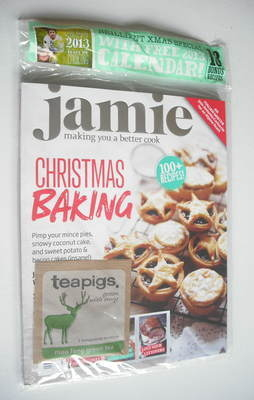 <!--0034-->Jamie Oliver magazine - Issue 34 (December 2012)