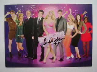 Sheridan Smith autograph