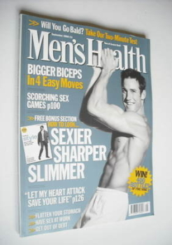 British Men's Health magazine - September 2000
