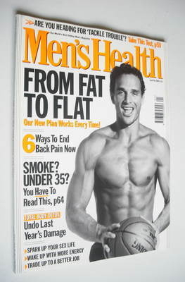<!--2001-01-->British Men's Health magazine - January/February 2001