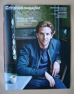 <!--2012-11-24-->Telegraph magazine - Bradley Cooper cover (24 November 201