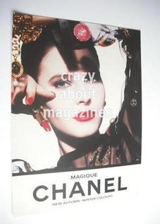 Chanel cosmetics advertisement page (ref. F-CH0002)