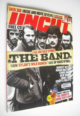 <!--2005-04-->Uncut magazine - The Band cover (April 2005)