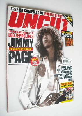 <!--2005-05-->Uncut magazine - Jimmy Page cover (May 2005)