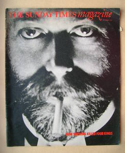 <!--1977-09-04-->The Sunday Times magazine - 4 September 1977