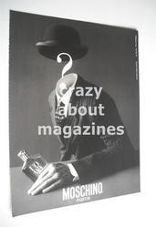Moschino original advertisement page (ref. M-MO0001)