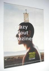 Kenzo Jungle original advertisement page (ref. M-KE0001)