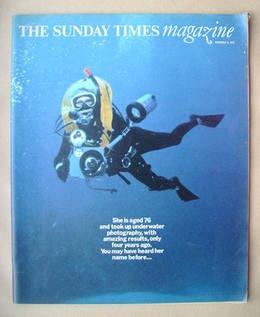 <!--1978-11-05-->The Sunday Times magazine - 5 November 1978