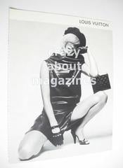 Louis Vuitton handbag advertisement page (ref. F-LV0002)