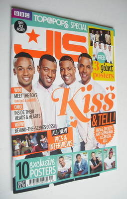 <!--2012-09-->Top Of The Pops Special - JLS cover (Autumn 2012)