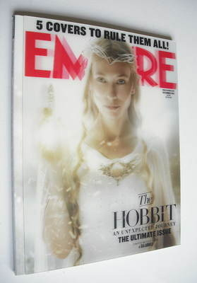 <!--2012-12-->Empire magazine - Galadriel cover (December 2012)