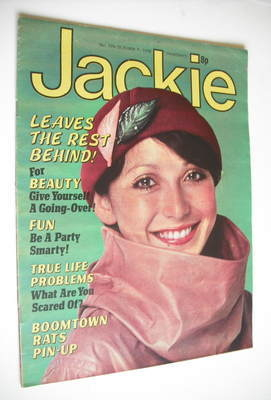 <!--1978-10-07-->Jackie magazine - 7 October 1978 (Issue 770)