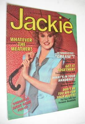 <!--1978-09-16-->Jackie magazine - 16 September 1978 (Issue 767)