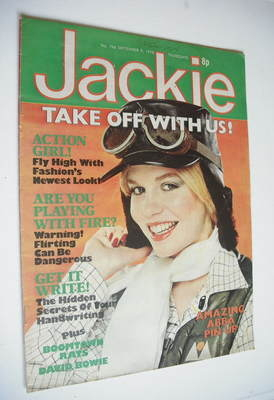 <!--1978-09-09-->Jackie magazine - 9 September 1978 (Issue 766)