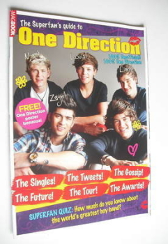 One Direction magazine - The Superfan's Guide (Summer 2012)