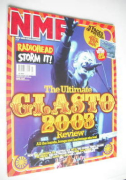 NME magazine - The Ultimate Glastonbury 2003 Review (5 July 2003)
