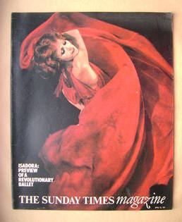 <!--1981-04-26-->The Sunday Times magazine - 26 April 1981