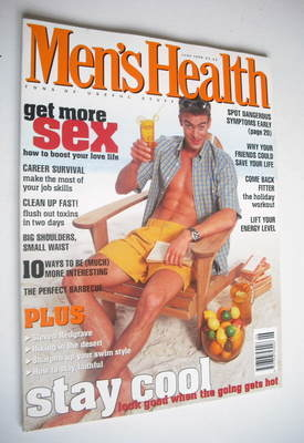 <!--1996-06-->British Men's Health magazine - June 1996