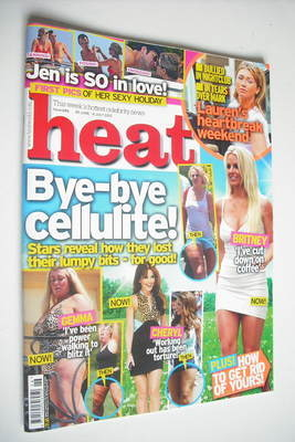 <!--2012-06-30-->Heat magazine - Bye Bye Cellulite cover (30 June - 6 July