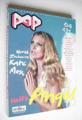 <!--2006-10-->POP magazine - Kate Moss cover (October 2006 - Cover 1)