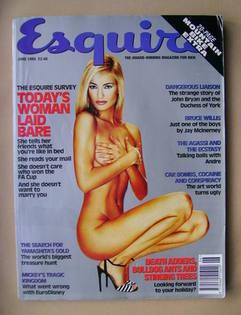<!--1995-06-->Esquire magazine - June 1995