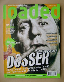 Loaded magazine - Chris Tarrant cover (June 1996)