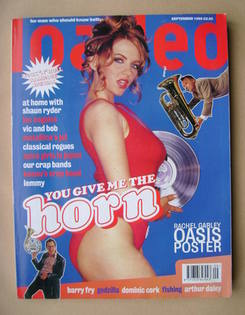 <!--1996-09-->Loaded magazine - Rachel Garley cover (September 1996)