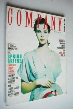 Company magazine - March 1988