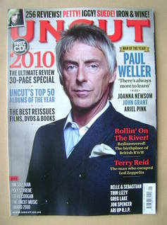 <!--2011-01-->Uncut magazine - Paul Weller cover (January 2011)