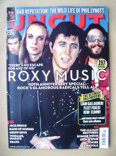 <!--2011-02-->Uncut magazine - Roxy Music cover (February 2011)