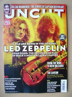 <!--2011-03-->Uncut magazine - Led Zeppelin cover (March 2011)