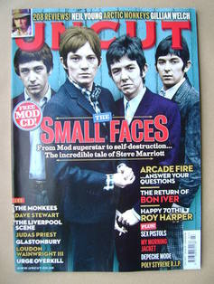 <!--2011-07-->Uncut magazine - The Small Faces cover (July 2011)
