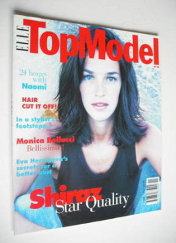 Elle Top Model magazine - Shiraz cover (No. 18)