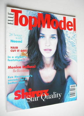 <!--0018-->Elle Top Model magazine - Shiraz cover (No. 18)
