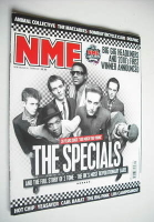 <!--2010-02-06-->NME magazine - The Specials cover (6 February 2010)