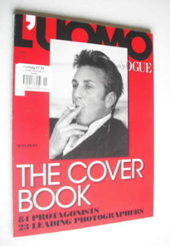 <!--2011-11-->L'Uomo Vogue magazine - November 2011 - Sean Penn cover