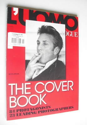 <!--2011-11-->L'Uomo Vogue magazine - November 2011 - Sean Penn cover