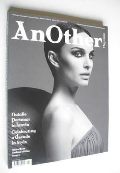 Another magazine - Autumn/Winter 2009 - Natalie Portman cover