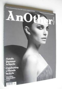 <!--2009-09-->Another magazine - Autumn/Winter 2009 - Natalie Portman cover