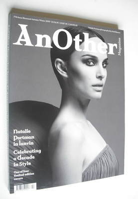 <!--2009-09-->Another magazine - Autumn/Winter 2009 - Natalie Portman cover