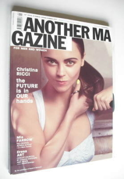 Another magazine - Spring/Summer 2007 - Christina Ricci cover