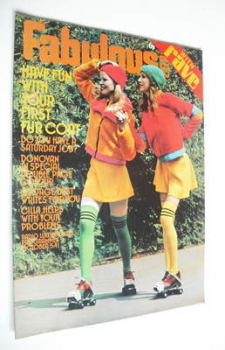 Fabulous 208 magazine (9 October 1971)
