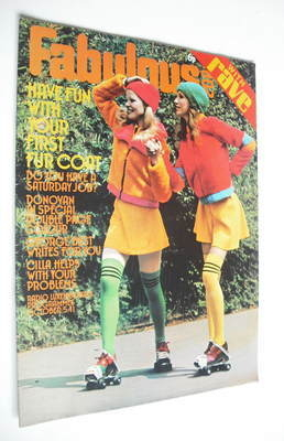 <!--1971-10-09-->Fabulous 208 magazine (9 October 1971)