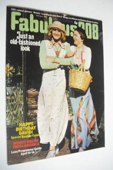 Fabulous 208 magazine (14 April 1973)